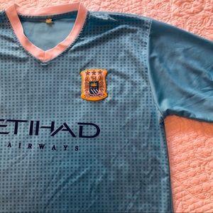 Other - Men's Manchester FC shirt